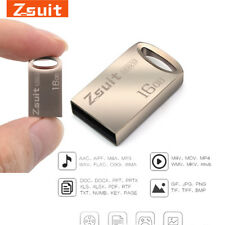 Genuine 16G 32G flash drive storage mini memory metal pen stick usb 2.0 U-dis_QA