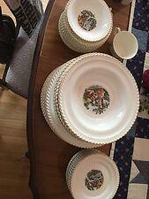 antique dish sets