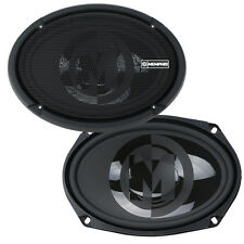 "MEMPHIS AUDIO 15-PRX690C 6"" x 9"" POWER REFERENCE 2-WAY COMPONENT SPEAKER SYSTEM"