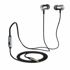 Mpow Wired Earphones, Premium 3.5mm Handsfree Earbuds with Mic NEW