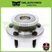 1PC Front Driver or Passenger Complete Wheel Hub and Bearing Assembly w/ ABS