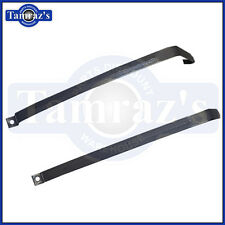 1962 1963 1964 1965 1966 1967 Chevy II Nova Fuel / Gas Tank Straps Pair