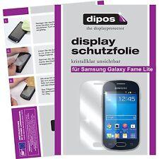 Samsung Galaxy Fame Lite Protector de Pantalla protectores transparente