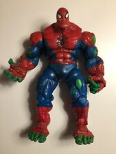 2006 ToyBiz Marvel Legends Spider-Man Classics Spider-Hulk loose & complete