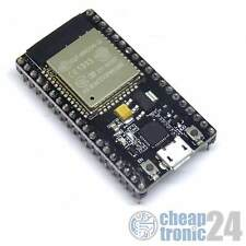 Espressif ESP32 NodeMCU WROOM32 Dev Board WiFi Bluetooth Development