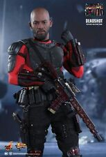 Deadshot Suicide Squad Will Smith Hot Toys 1/6th Figure En Stock Maintenant