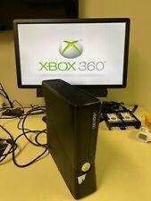 Microsoft Xbox 360 S Gaming Console - Black