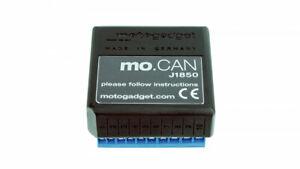 Motogadget mo.CAN J1850 Signalkonverter für H-D VRSC