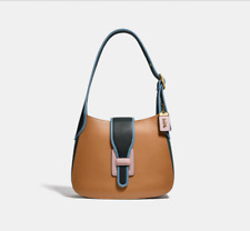 NWT Coach Courier Medium Hobo in Colorblock # 89173 SOLD OUT