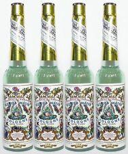 4 x Murray & Lanman Florida Water Cologne 221ml