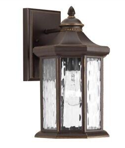 Progress Lighting P6071-20 Edition 1-Light Antique Bronze 15.5 in. Wall Lantern