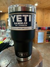 Yeti 21070070019 Black 30 Oz Rambler
