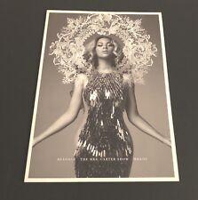 Beyonce The Mrs.Carter Show 2013 Tour Pgrm Concert Color 48 Pg Book 10.5 x 16 Nm