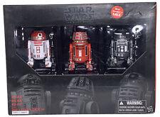 Star Wars black Series 3 Pack Droid