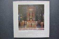 CAPPELLA FERIALE  Duomo di Milano  Fra Costantino Ruggeri  1986