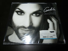 CONCHITA - YOU ARE UNSTOPPABLE - IMPORT CD SINGLE - BRAND NEW (SEALED)