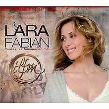 Toutes les Femmes en Moi de Lara Fabian   CD   état bon