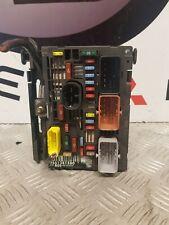 PEUGEOT CITROEN BSM-R02  9661281580 FUSE BOX