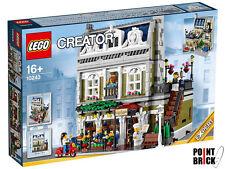 LEGO 10243 CREATOR MODULAR BUILDINGS Ristorante Parigino - Parisian Restaurant