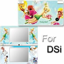 Tinkerbell YINYL SKIN DECAL COVER STICKER for DSi #1