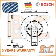 2x BOSCH FRONT BRAKE DISC SET FOR TOYOTA OEM 0986479430 4351252120