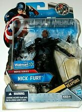 Marvel Captain America Movie Nick Fury Action Figure Walmart Excl FREE S/H
