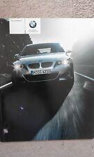 BMW M5 Brochure 2004
