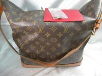 LOUIS VUITTON LV AMFAR THREE VANITY STAR SHOULDER BAG MONOGRAM M47275 USED