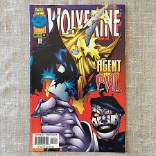 Wolverine Marvel Comics #112 April 1997 Agent of Evil, X-Men