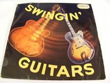 BUD ASHTON Swinging Guitars   Embassy Records UK 1960s P/S EP