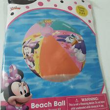 Minnie Mouse Disney Junior Beach Ball Ocean Luau Summer Party Swimming Pool