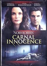 Carnal Innocence (Widescreen DVD, 2012) Nora Roberts New