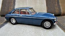 Dinky 1:43  MGB - GT  in blau  Bj. 1965  ohne OVP  KD15- A110
