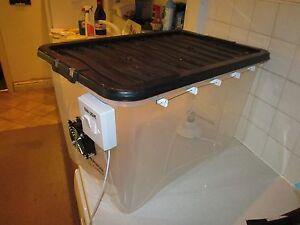 Biltong Box / Biltong Dryer / Biltong Maker to make droewors drywors chillibites