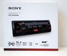 Sony DSX-A300DAB Autoradio DAB/DAB+
