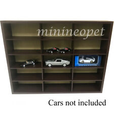 HIGH QUALITY DISPLAY SHOW CASE / WALL CABINET IN WOOD for MODEL CARS
