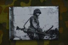 Aimant Magnet Frigo Panneau Magnétique WW2 seconde guerre mondiale soldat