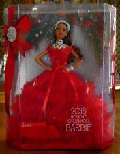 Holiday Barbie 2018 (Hispanic) - 30th Anniversary - Brunette - New