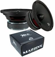 Massive Audio T35 3.8in 30W RMS 4Ohm Pro Audio Aluminum Super Bullet Tweeter