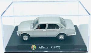 EBOND Modellino Alfa Romeo Alfetta - 1972 - Die cast - 1:43 - 0172