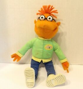 Vintage 1976-1978 Jim Henson Muppets SCOOTER Fisher Price #853