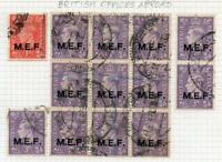 GREAT BRITAIN SELECTION OF USED AND MINT STAMPS ON PAGES  AS SHOWN