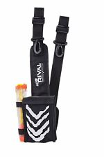Brand New NERF Rival TACTICAL BLASTER STRAP Holds Most Blasters