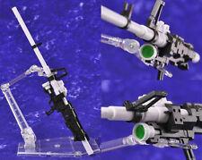 Magictoys MS Weapon set sniper rifle submachine gun for Bandai MG 1/100 Gundam