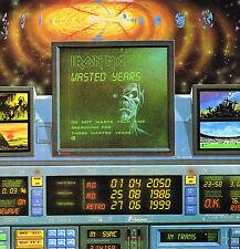 Iron Maiden WASTED YEARS Single VINYL 12'' 1986 UK 3Tracks 12EMI 5583 @N/MINT@