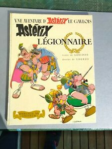 rarer asterix légionnaire EO 1967 en bel état
