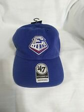 NEW Round Rock Express Train Baseball Cap 47 brand Clean Up Adjustable