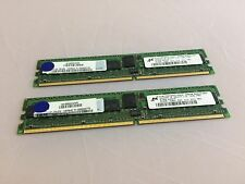 IBM 4400 1 GB (2x 512 MB) DDR2 di stoccaggio principale 12R8542 313 A