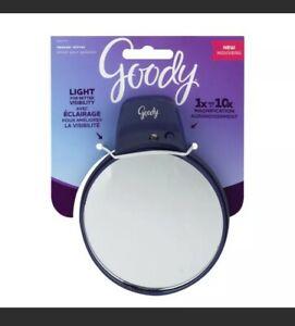 Tweezer Mirror Goody Tweezer Mirror with Light and Magnification - 1 Count