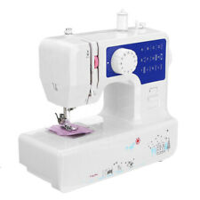 Portable Mini Desktop Electric Sewing Machine Household Tailor with LED Light
